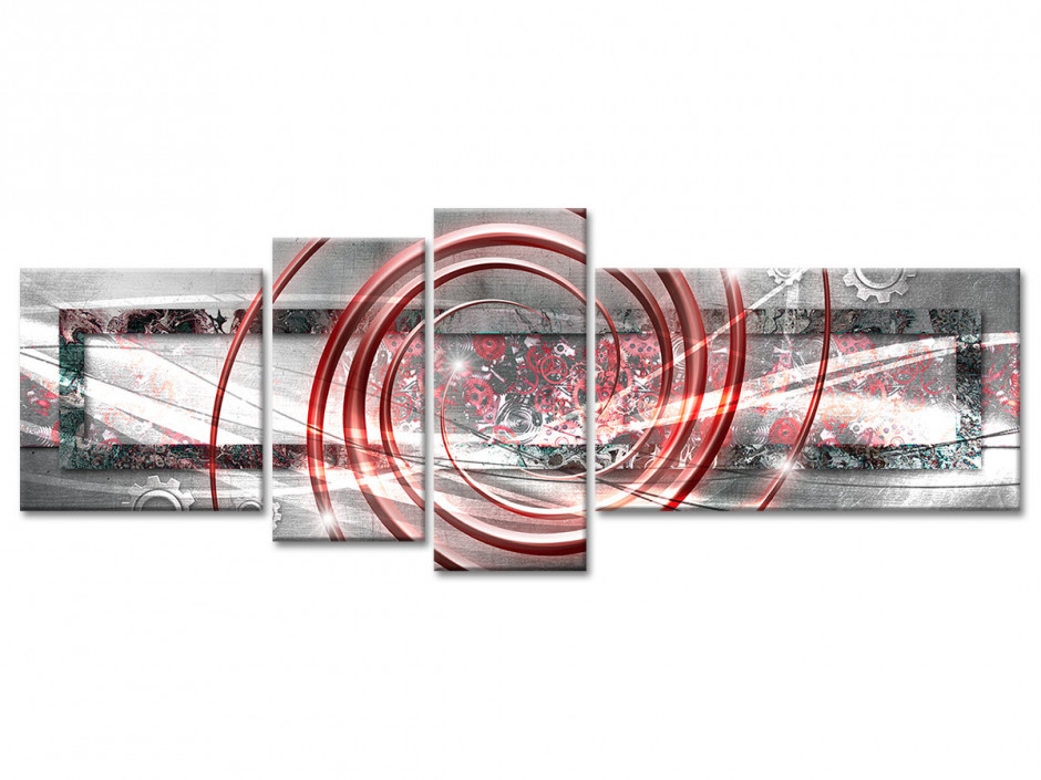Tableau déco abstrait Circle