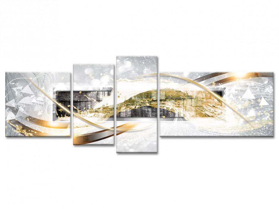 Tableau toile decorative Abstrait