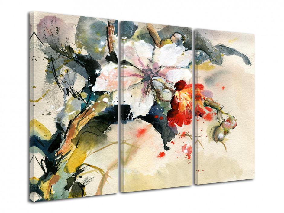 Cadre déco toile murale moderne Gienah