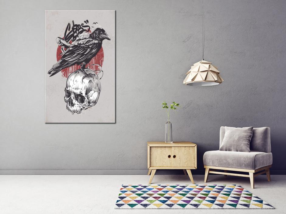Tableau toile deco moderne Illustration Graphique