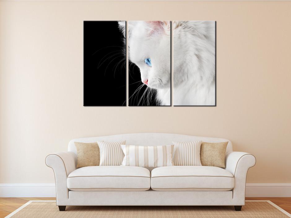 Tableau déco murale Le Chat