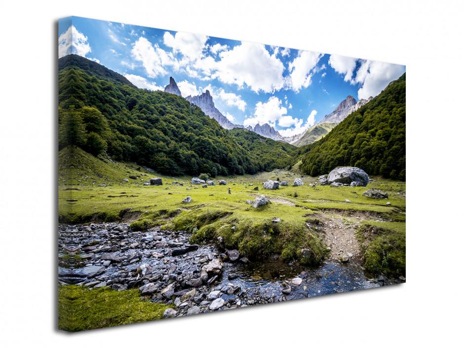 Tableau photo Plateau d'Ansabère