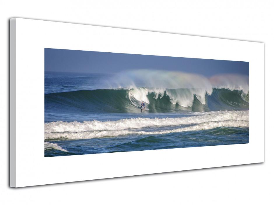 Tableau surf La Gravière Hossegor