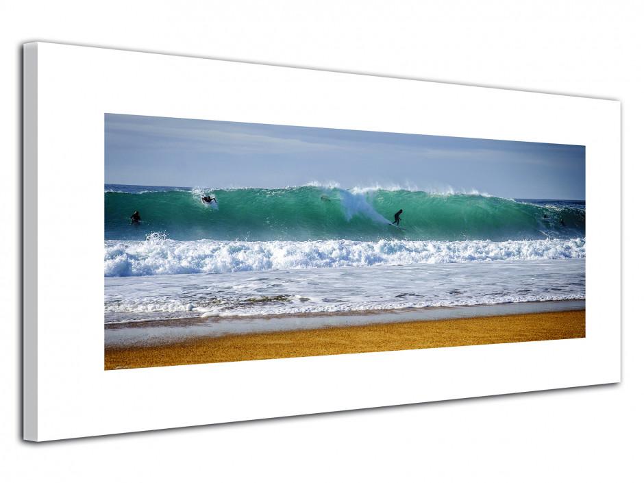 Tableau toile déco Surf La Nord Hossegor