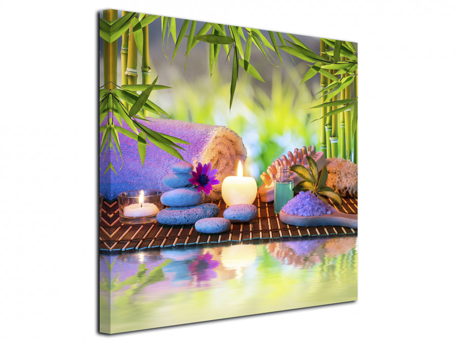 Tableau zen design Spa