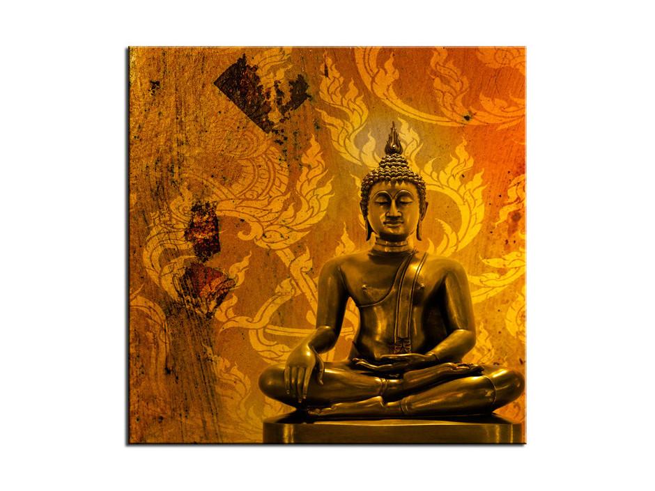 Tableau deco design zen Bouddha