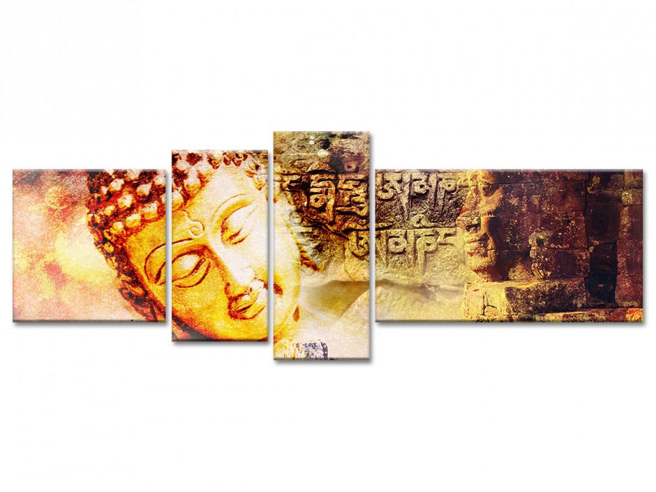 Cadre décoratif mural Bouddha