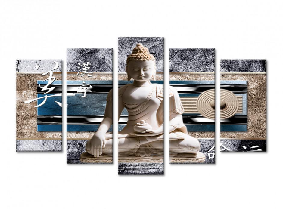 Tableau décoratif Bouddha Zen