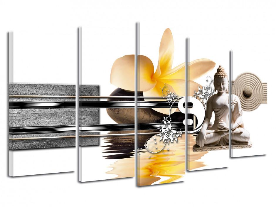 Tableau cadre deco Bouddha Zen