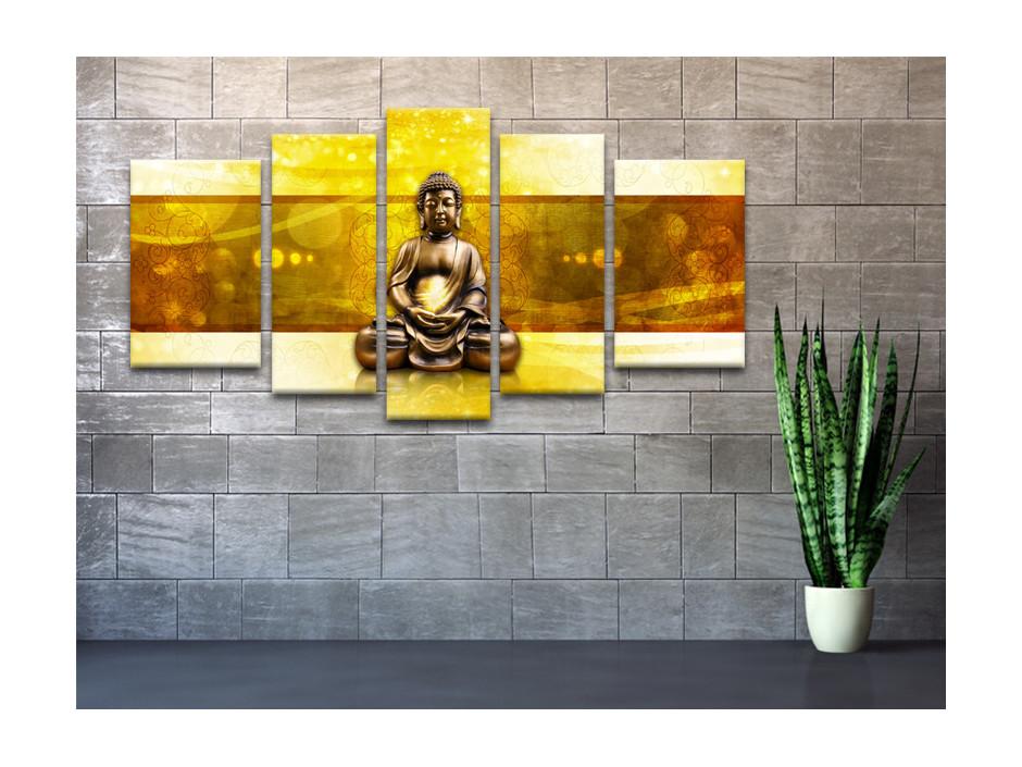 Tableau toiles murales deco Zen et Bouddha