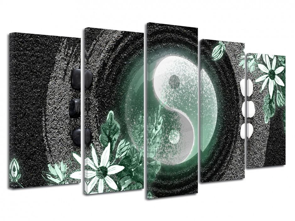 Tableau home deco Zen Yin Yang