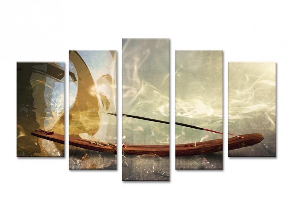 Tableau toile deco design Zen