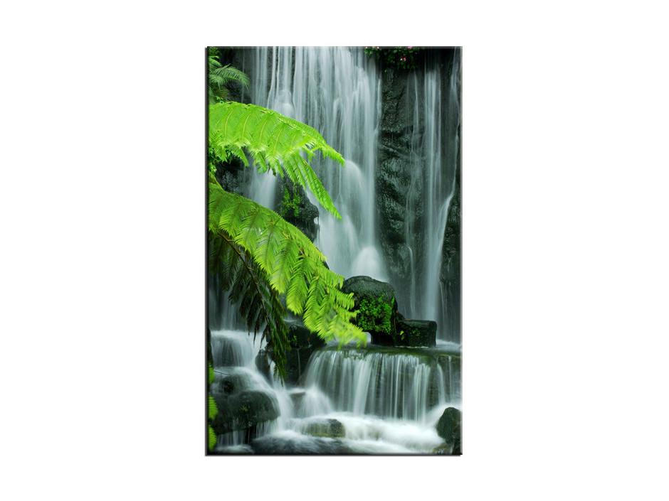 Tableau deco zen chutes d'eau
