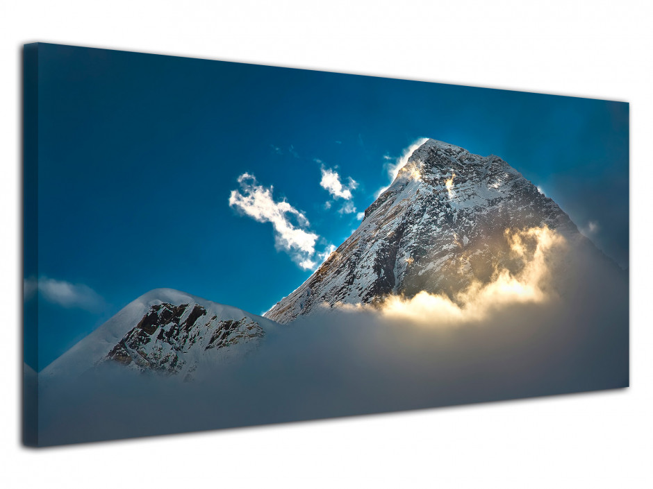 Tableau photo montagne l'EVEREST