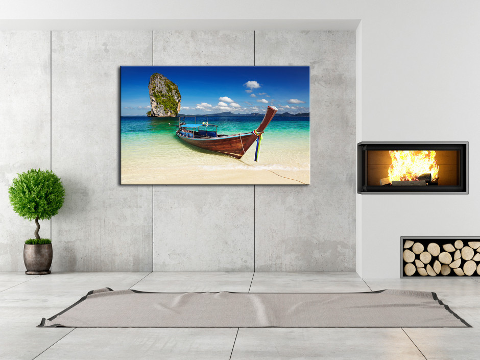 Tableau photo PLAGE DE THAILANDE