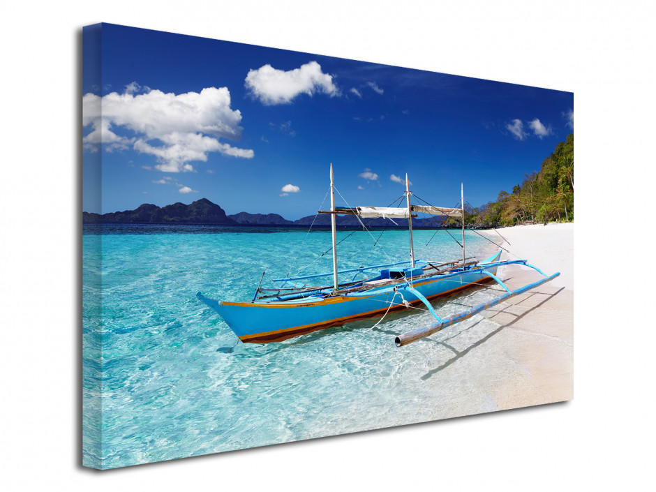 Tableau photo PLAGE PHILIPPINES