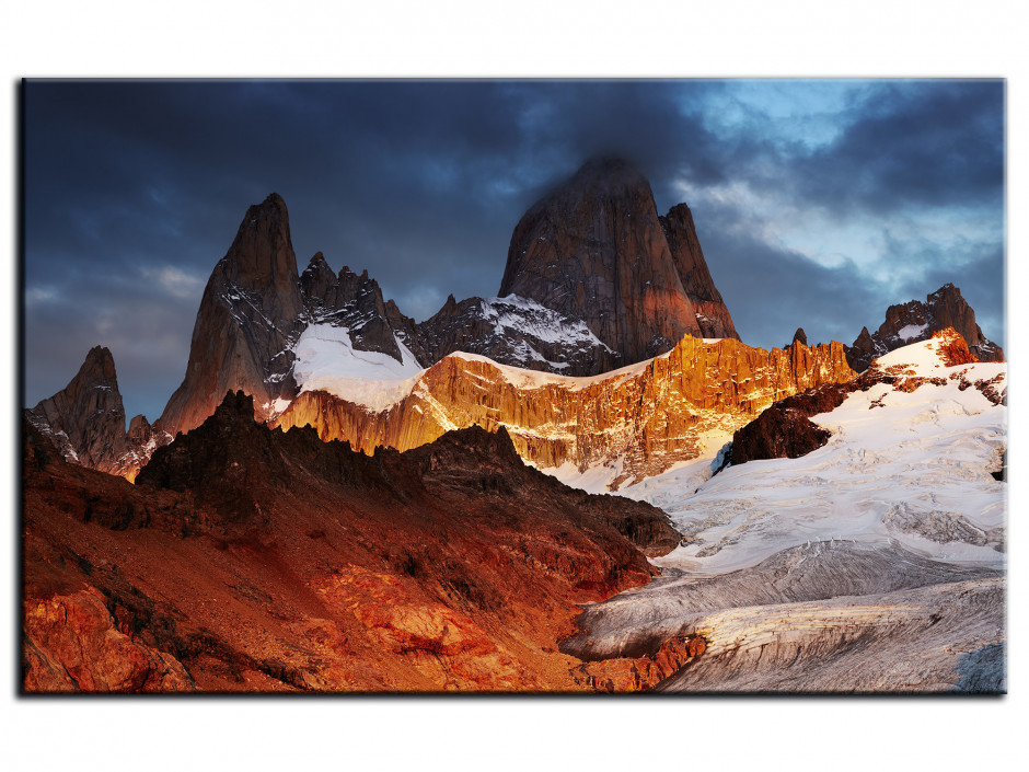 Tableau photo deco MONT FITZ ROY