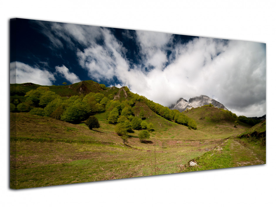 Tableau photo montagne VALLEE D'ASPE