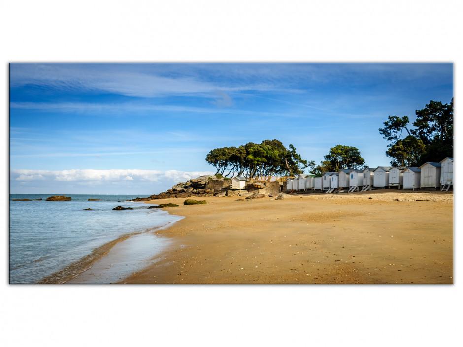 Tableau photo panorama PLAGE DES DAMES