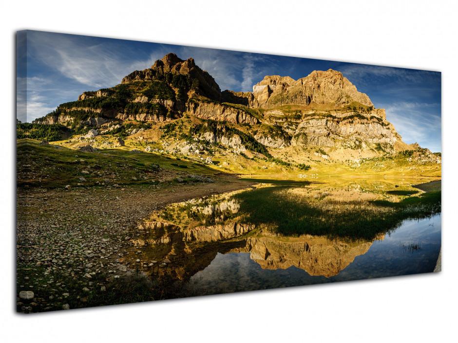 Tableau deco panoramique PENA DE TELERA