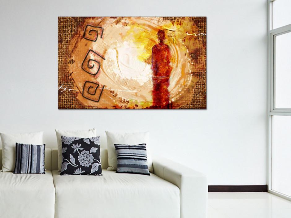 Tableau toile décorative Ethnique