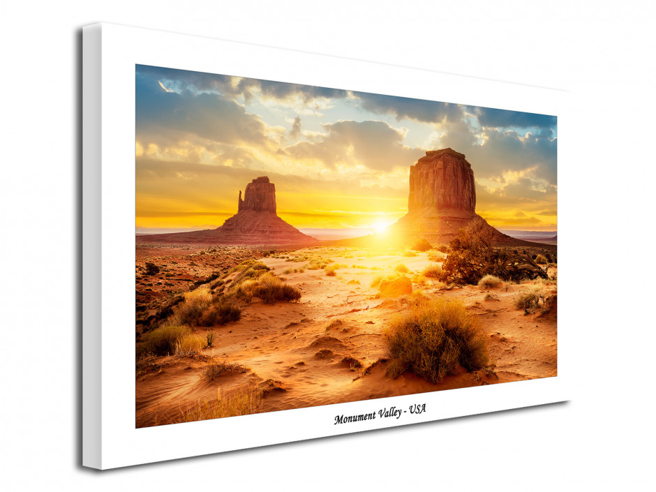 Tableau photographie Monument Valley