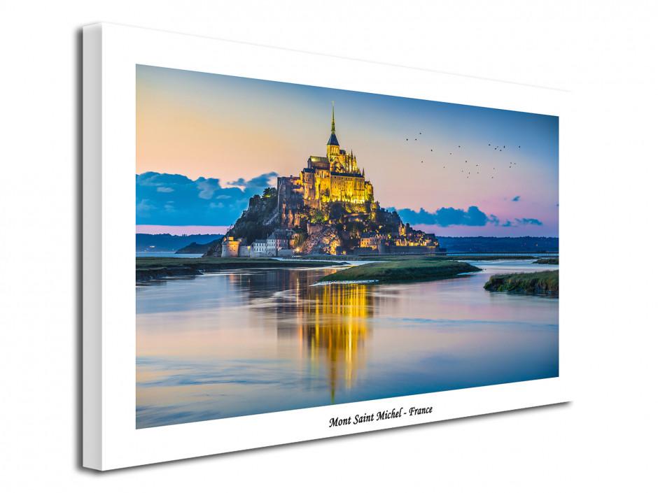 Tableau photo Abbaye du Mont-Saint-Michel