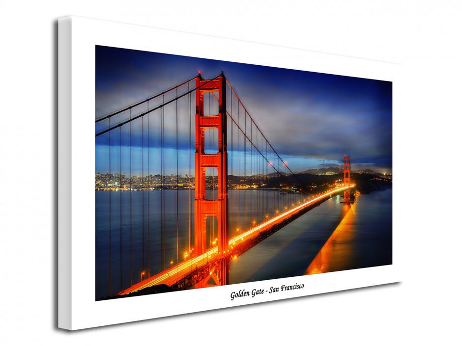 Tableau décoratif Pont de San Francisco
