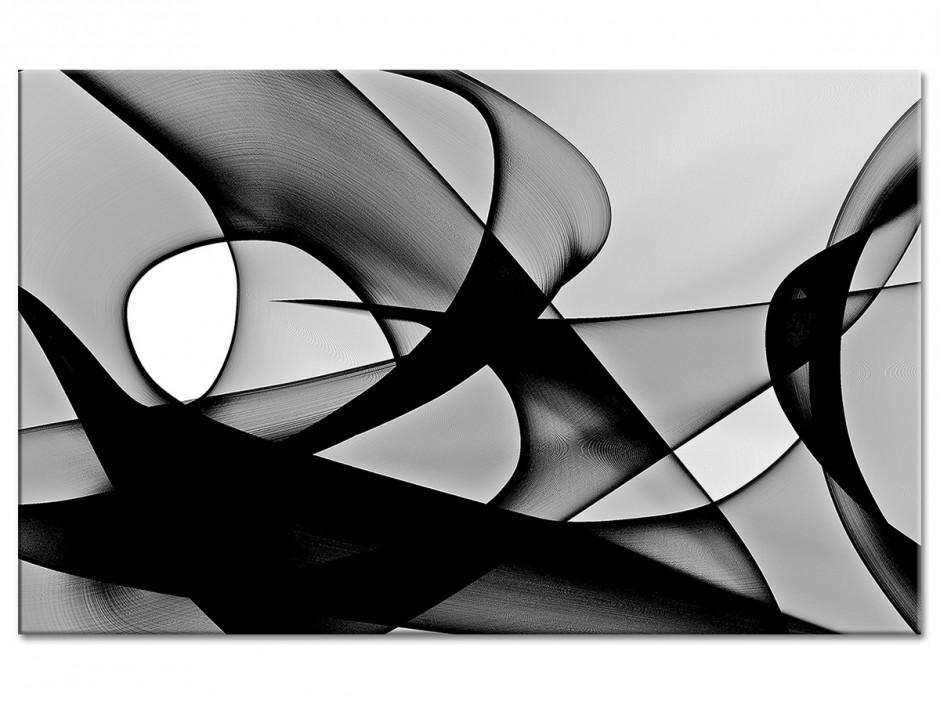 Tableau aluminium déco design VORTEX
