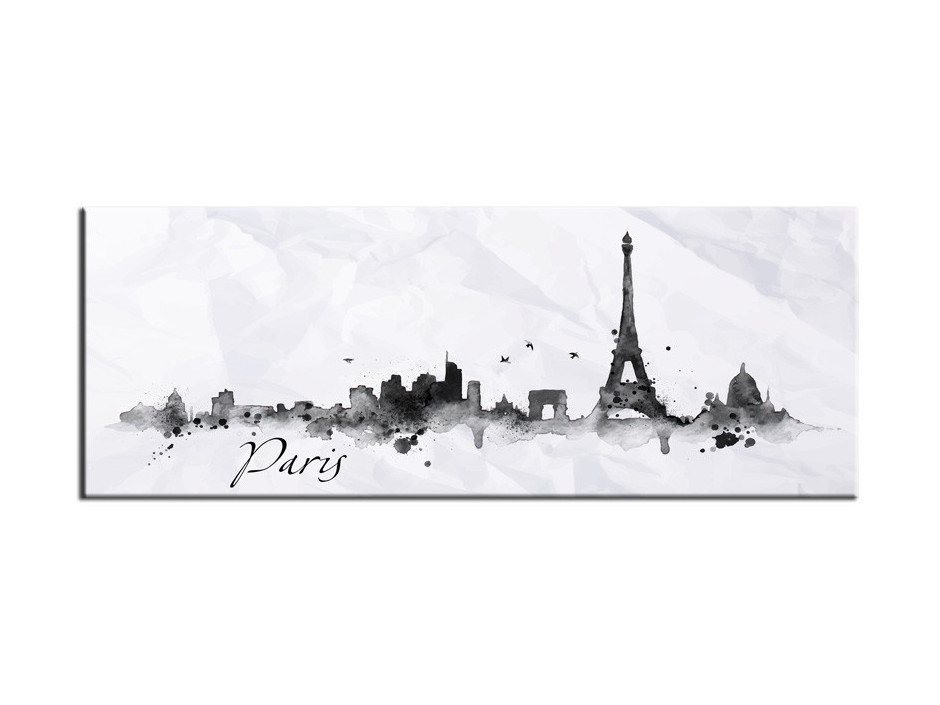 Tableau Aluminium decoratif dessin Design Paris