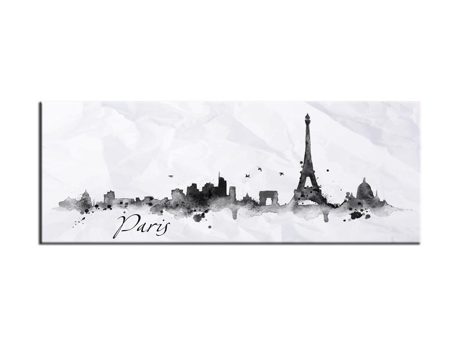 Tableau Aluminium decoratif dessin Design Paris
