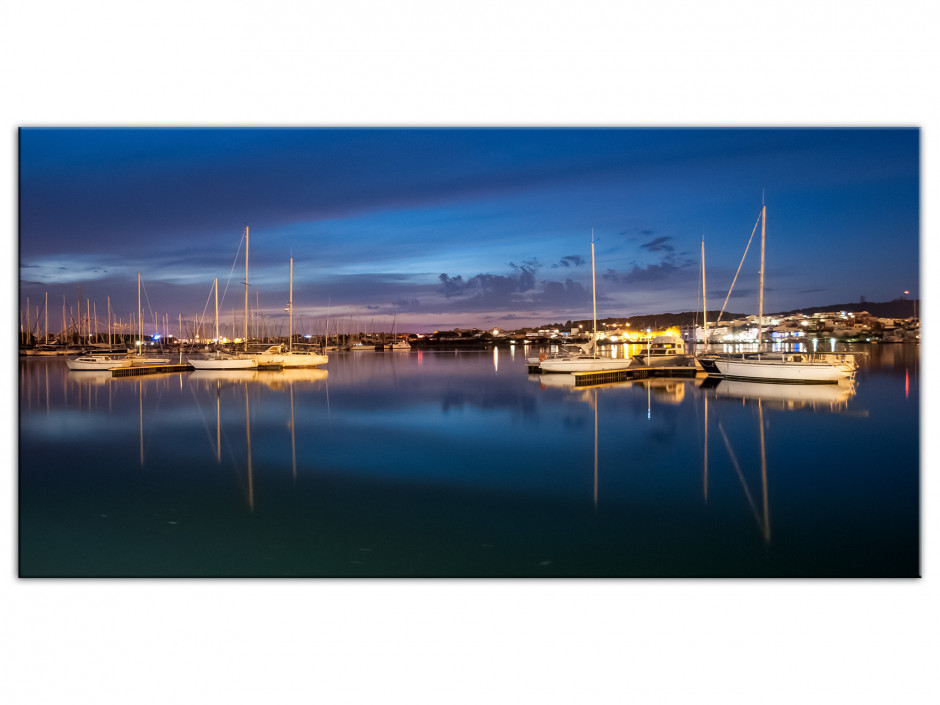 Tableau Aluminium photo PORT DU CAP D'AGDE
