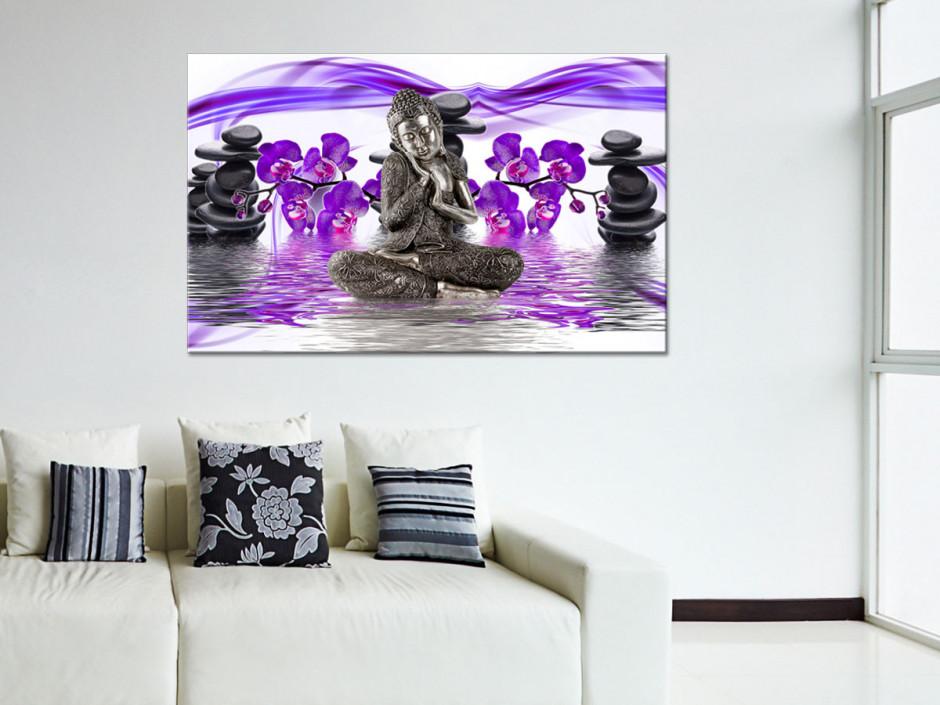Tableau Aluminium décoration ZEN FEELING
