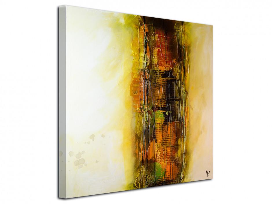 Tableau en toile imprimée design peinture