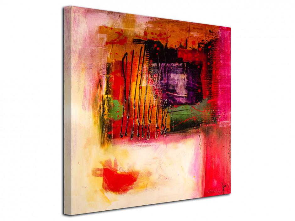Tableau toile déco design Abstrait
