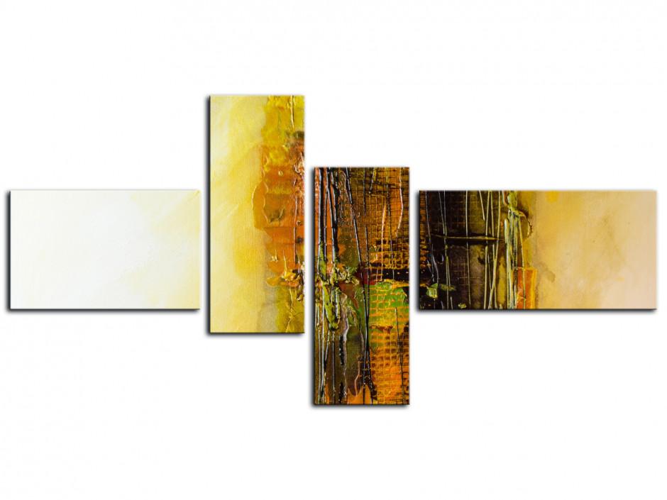 Tableau toile imprimée multipanneaux Abstrait