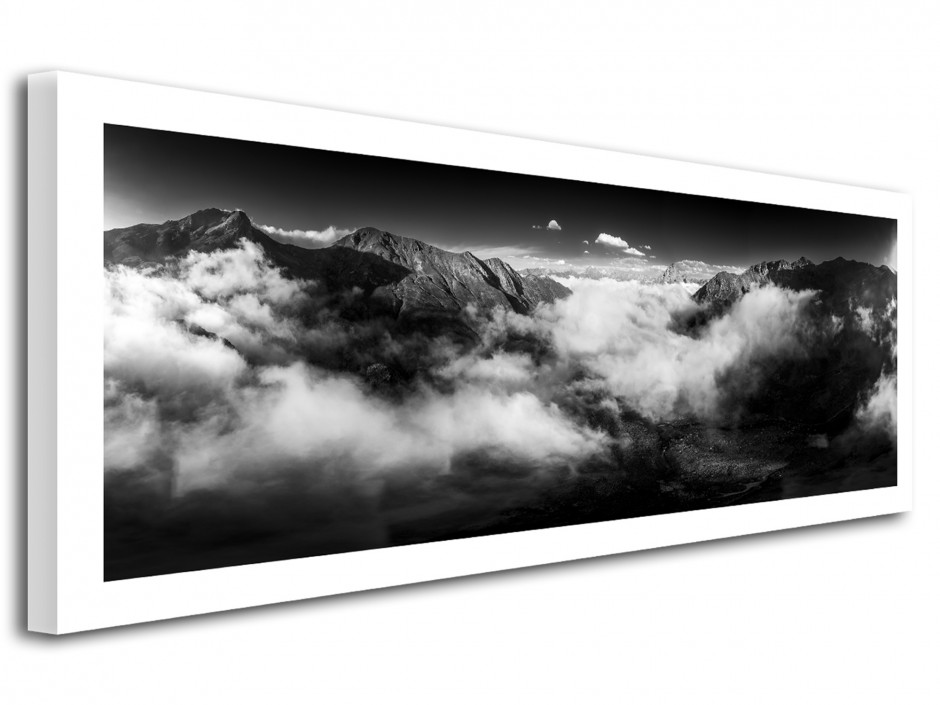 Tableau toile photographie vallée d'Ossau