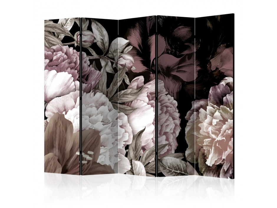 Paravent 5 volets  Blissful Sleep II [Room Dividers]