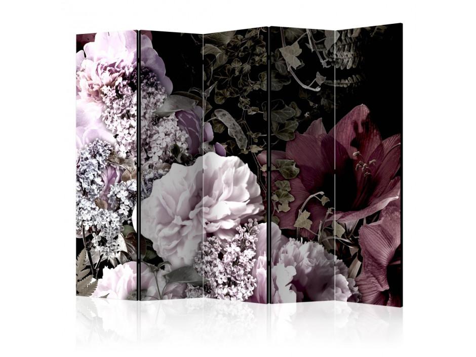 Paravent 5 volets  Vintage Garden II [Room Dividers]