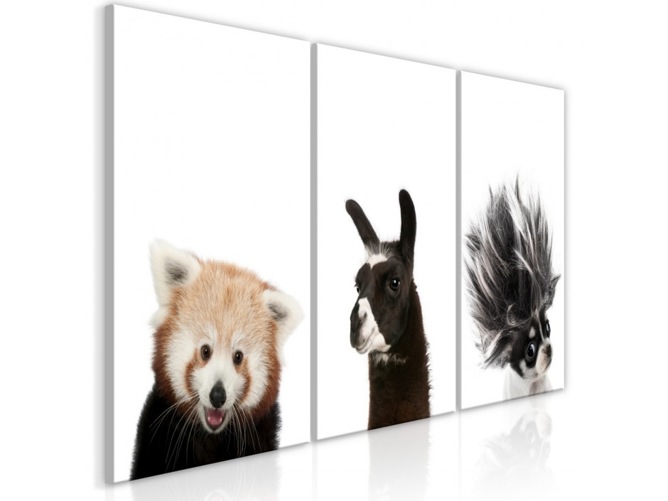 Tableau  Friendly Animals (Collection)