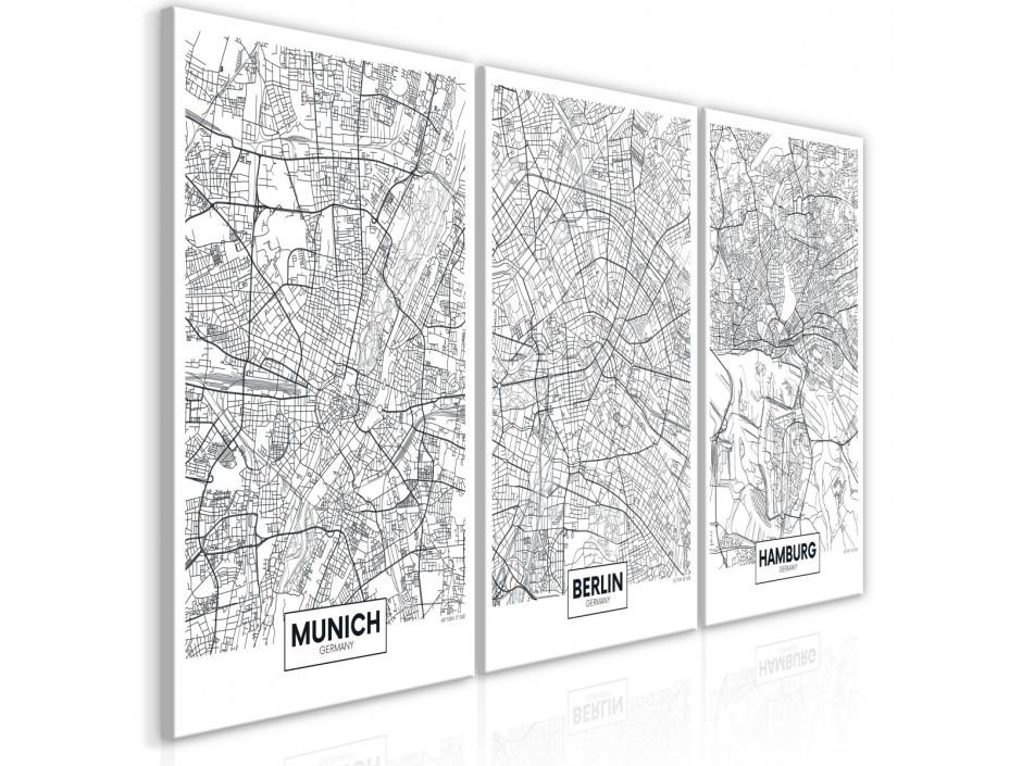 Tableau  German Metropolises (Collection)