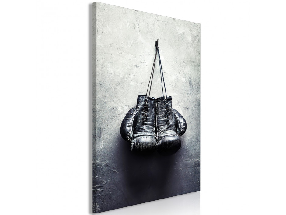 Tableau  Boxing Gloves (1 Part) Vertical