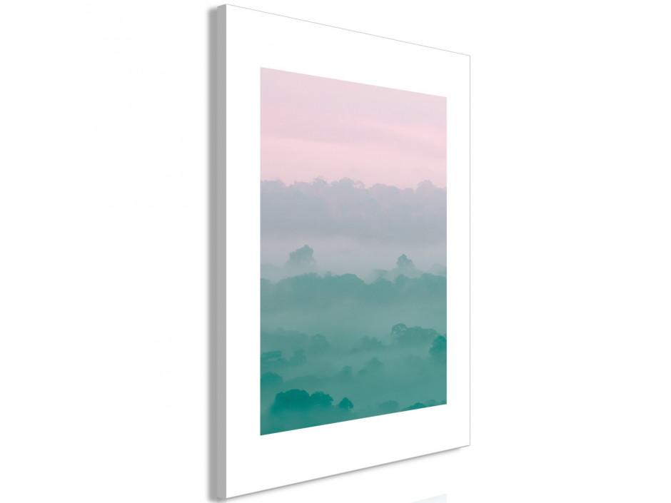 Tableau  Foggy Dawn (1 Part) Vertical