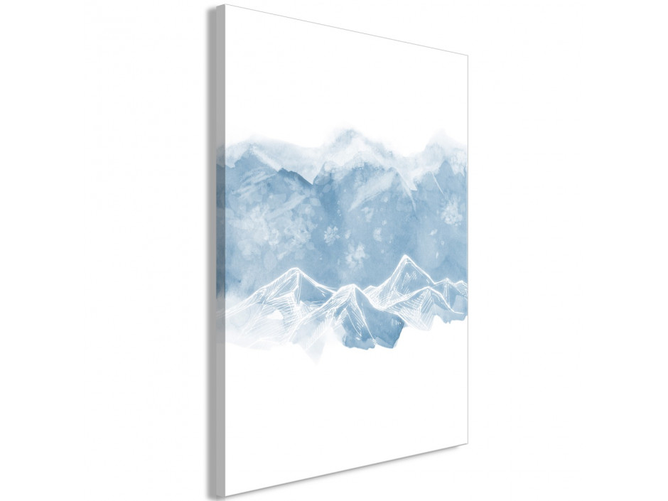 Tableau  Ice Land (1 Part) Vertical