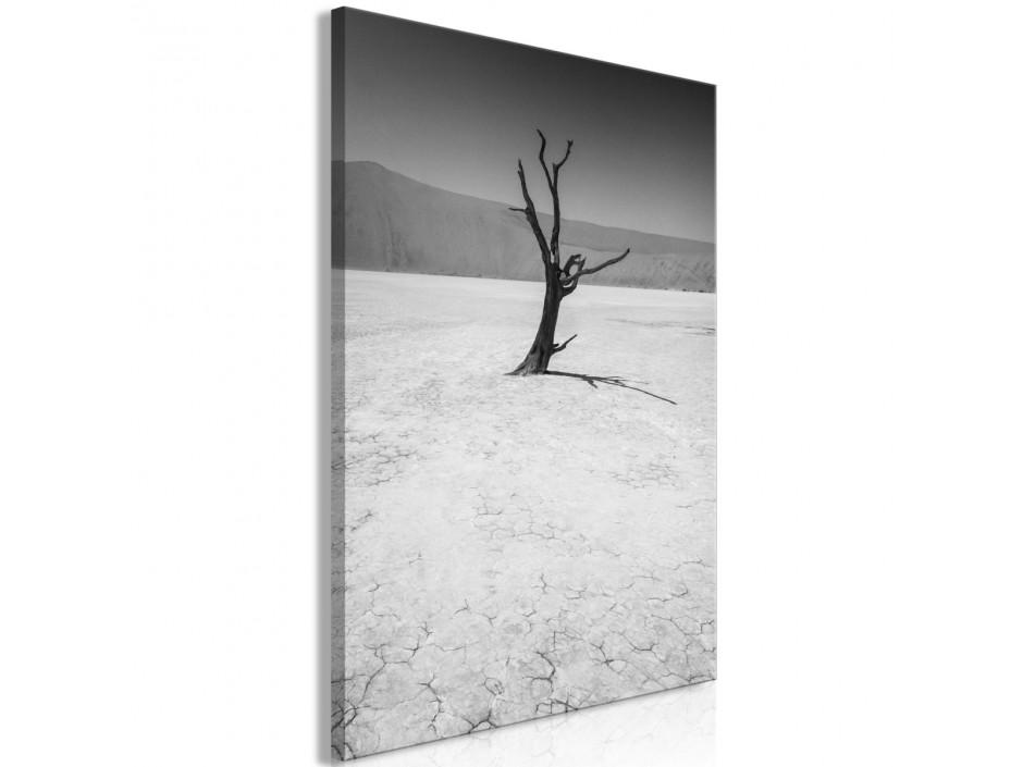 Tableau  Tree in the Desert (1 Part) Vertical