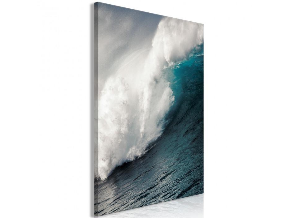 Tableau  Ocean Wave (1 Part) Vertical