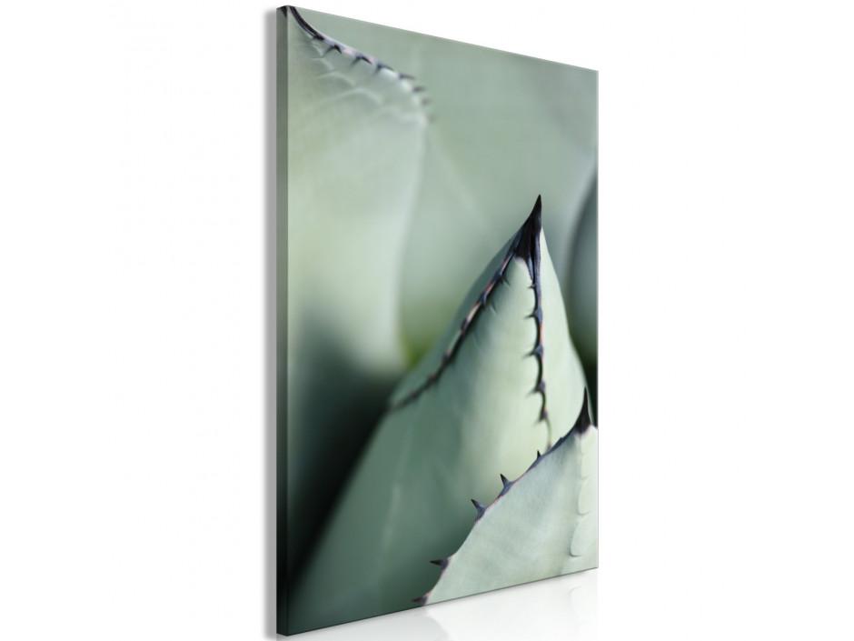 Tableau  Green Spikes (1 Part) Vertical