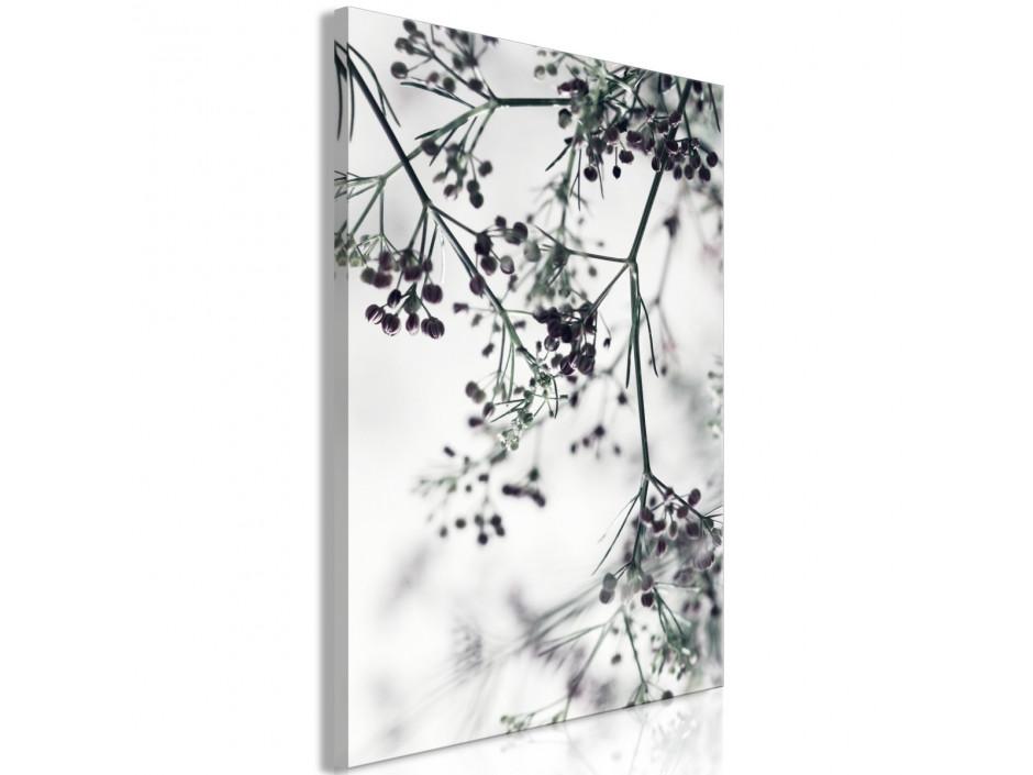 Tableau  Blooming Twigs (1 Part) Vertical