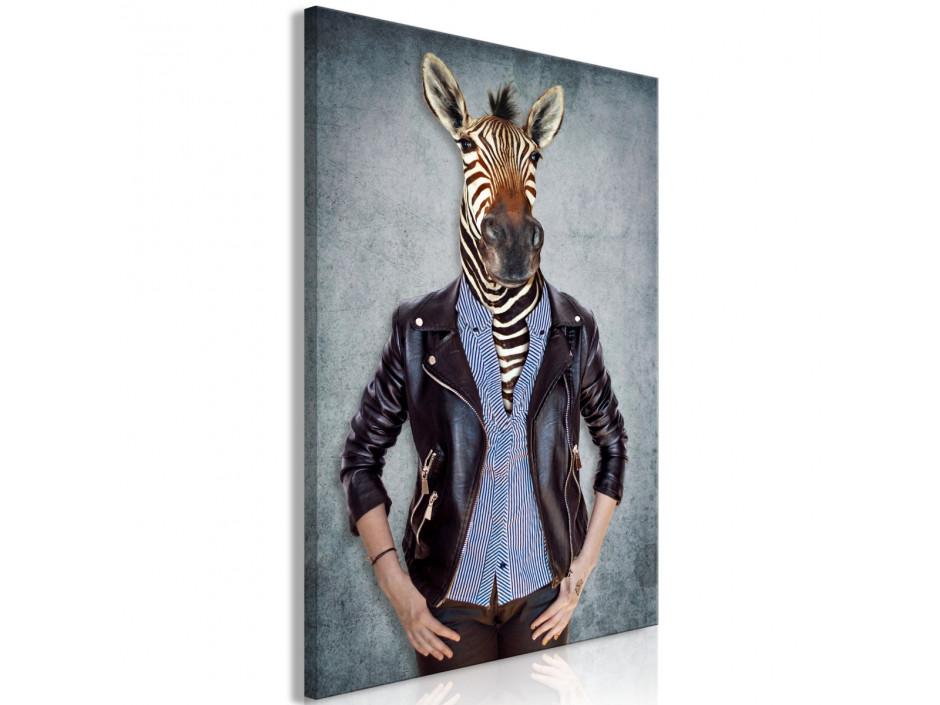 Tableau  Zebra Ewa (1 Part) Vertical