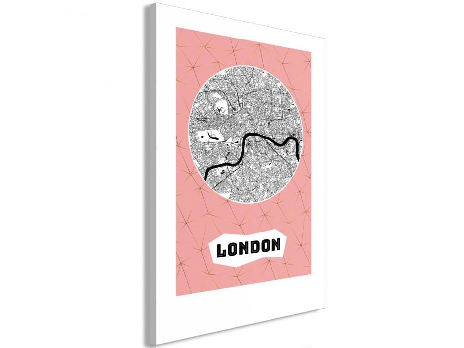 Tableau  Central London (1 Part) Vertical